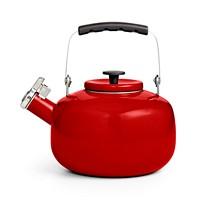 Martha Stewart 2-Qt. Enamel on Steel Tea Kettle Deals