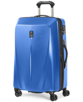 "CLOSEOUT! Walkabout 3 25"" Expandable Hardside Spinner Suitcase, Created for Macy's"