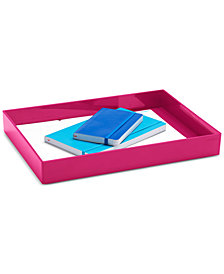 Poppin Large Accessory Tray