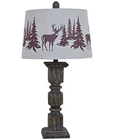 Crestview Hunt Table Lamp