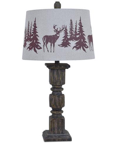 Crestview Hunt Table Lamp