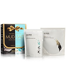 Natural Deadsea Mud and Salt Set