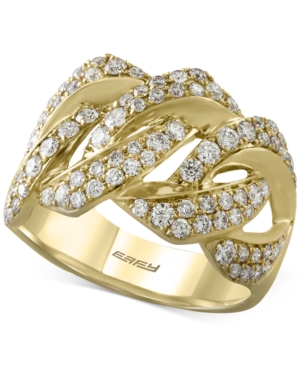 D'Oro by Effy Diamond Ring (1-1/8 ct. t.w.) in 14k Gold -  Effy Collection