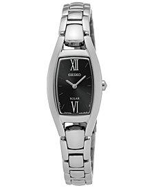 Seiko Women's Solar Sport Stainless Steel Bracelet Watch 18mm SUP317