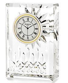 "Lismore Clock 4""x3"""
