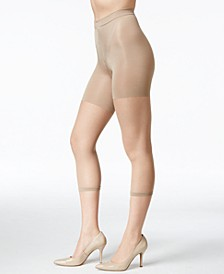 Women's  Super Footless Tummy Control Power Capri,  also available in extended sizes