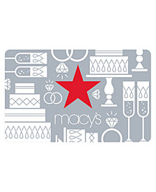 Macy's Engagement E-Gift Card