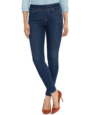 Levi's® Skinny Perfectly Slimming Pull-On Jeggings - Jeans - Women ...