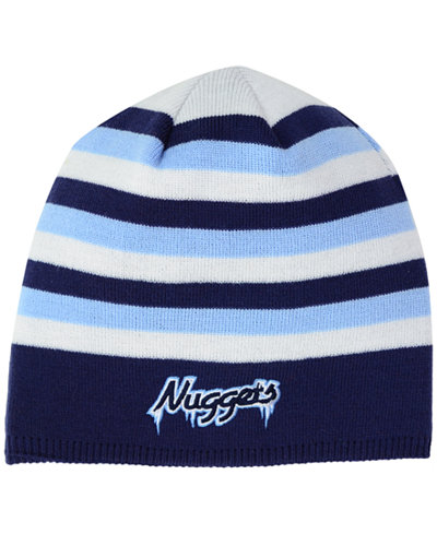 adidas Denver Nuggets Pride Jersey Hook Knit Hat