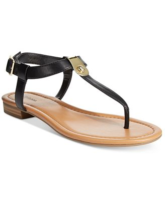 Style & Co Baileyy Thong Sandals, Created for Macy's