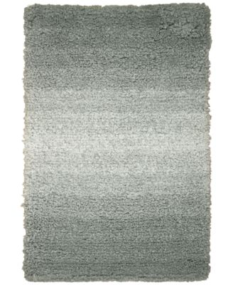 Ombre 2' x 3' Shag Rug