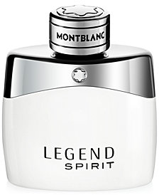 Montblanc Men's Legend Spirit Eau de Toilette Spray, 1.7 oz
