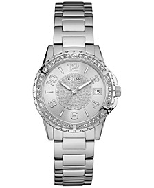 Women's Stainless Steel Bracelet Watch 36mm U0779L1