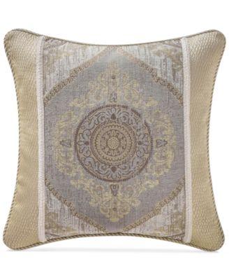 """Marcello 20"""" Square Decorative Pillow"""