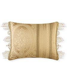 "Napoleon Gold 20"" x 15"" Decorative Pillow"