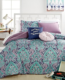 Ava Blossom 5-Pc. Comforter Sets