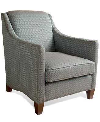 urban living room chair - furniture - macy's