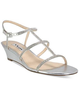 Nina Floria Evening Sandals Sandals Shoes Macy S