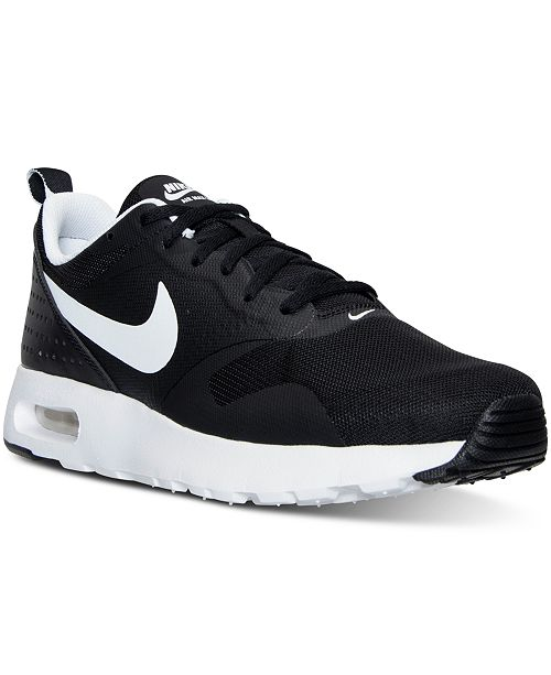 c5a333cd8b1b74 Nike Big Boys  Air Max Tavas Running Sneakers from Finish Line ...