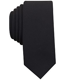 Original Penguin Men's Village Solid Slim Tie