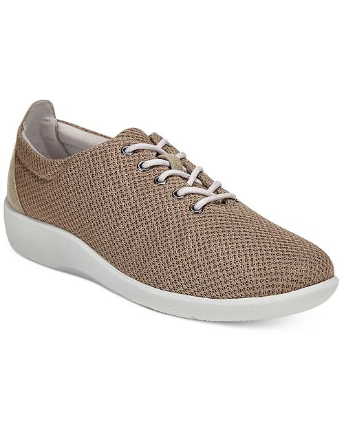 8aa291e6609eb Clarks Collection Women's Cloud Steppers Sillian Tino Sneakers ...