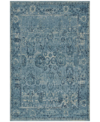Dalyn Mosaic Empire Sky 9 6 Quot X 13 2 Quot Area Rug Rugs Macy S
