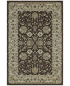 Dalyn Mosaic Estate Chocolate Area Rugs