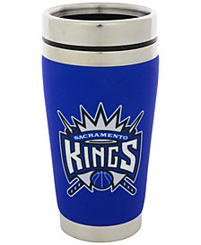 Hunter Manufacturing Sacramento Kings 16 oz. Stainless Steel Travel Tumbler