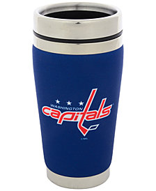 Hunter Manufacturing Washington Capitals 16 oz. Stainless Steel Travel Tumbler