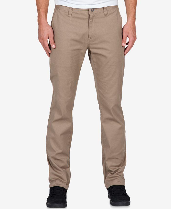 Volcom - Men's Modern Stretch Pants