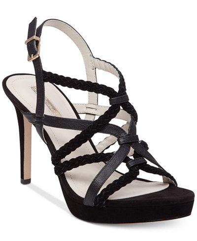 BCBGeneration Emmi Strappy Dress Sandals
