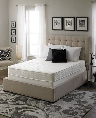 Furniture Sleep Trends Ana 8 Cushion Firm Mattress Quick Ship