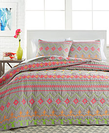 Marion Neon Quilt Collection