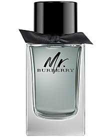 Burberry Men's Mr. Burberry Eau de Toilette Spray, 5.0 oz