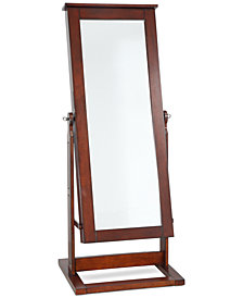 Nikky Cheval Jewelry Armoire, Quick Ship