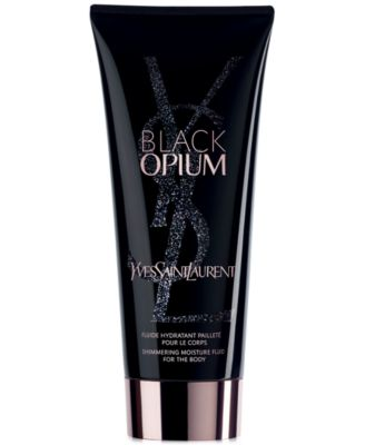 BLACK OPIUM Body Lotion, 6.7 oz