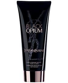 Yves Saint Laurent BLACK OPIUM Body Lotion, 6.7 oz