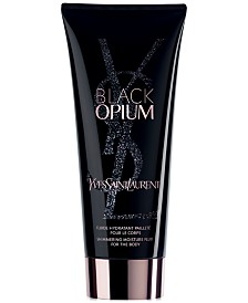 Yves Saint Laurent BLACK OPIUM Moisture Fluid, 6.6 oz