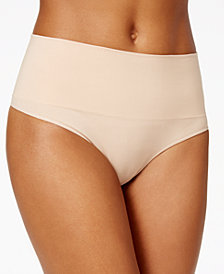 SPANX Everyday Shaping Panties Thong SS0815