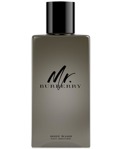 Burberry Men's Mr. Burberry Shower Gel, 8.1 oz