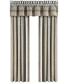 "CLOSEOUT! J Queen New York Hemmingway 88"" x 14"" Window Valance"