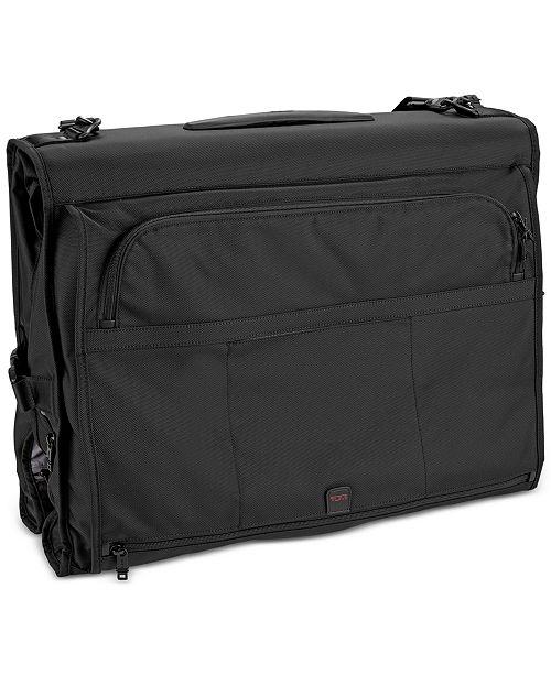 Tumi Alpha 2 Ballistic Classic Garment Bag - Garment Bags - Luggage    Backpacks - Macy s 921159436f