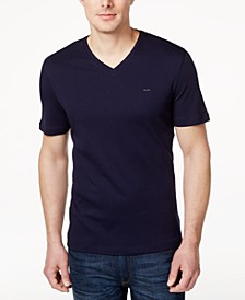 Men's V-Neck Liquid Cotton T-Shirt
