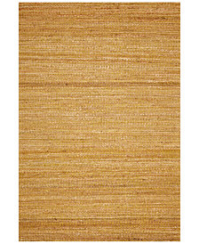 D Style Natural Jute Avocado 8' x 10' Area Rug