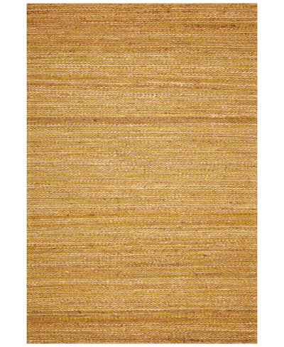 D Style Natural Jute Avocado 3'6