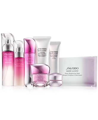 Shiseido White Lucent Collection Skin Care Beauty Macy S