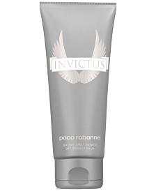 Paco Rabanne Men's Invictus Aftershave Balm, 3.4 oz