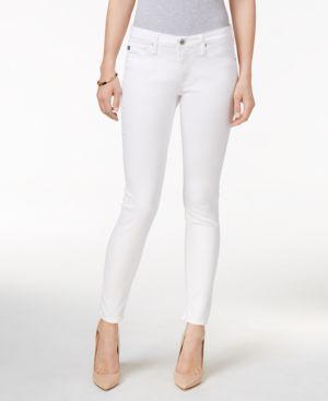 Ag Super-Skinny Ankle Jeans 2618207