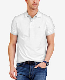Nautica Men's Classic Fit Performance Deck Polo Shirt