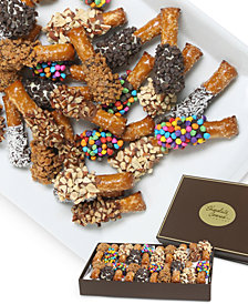 Chocolate Covered Company 21-pc. Chocolate Pretzel Gift Set